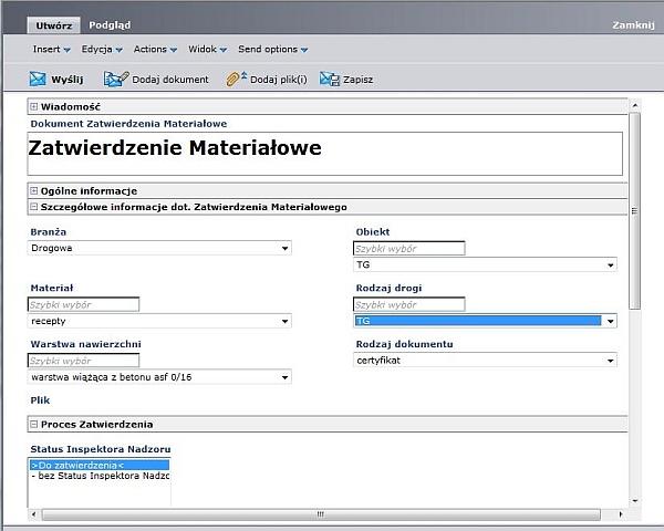 oprogramowanie SAP